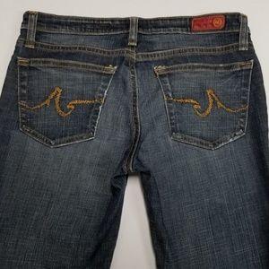 Women's AG Adriano Goldschmied Jeans Size 28 Reg